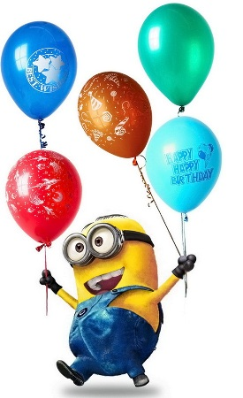 Minion Happy Birthday Pics Hd Download