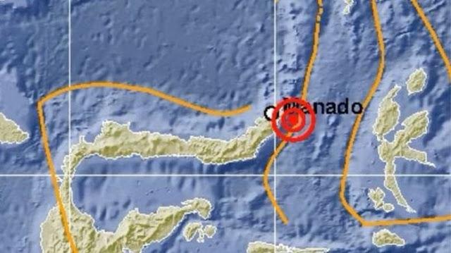 Lagi, Sulawesi Diguncang Gempa 5,6 SR