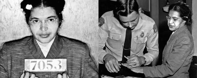 روزا باركسRosa Parks  | امرأة غيرت تاريخ أمريكا