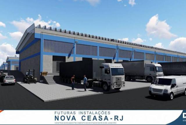 Duque de Caxias inicia obras de construção da nova Ceasa 2