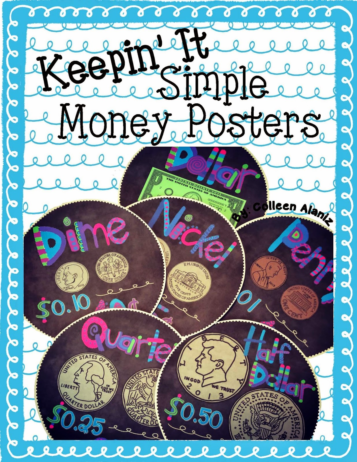 http://www.teacherspayteachers.com/Product/Keepin-It-Simple-Money-Signs-1221520