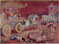 महाभारत के मुख्य नायक ,Chief hero of the Mahabharata,mukhya patra