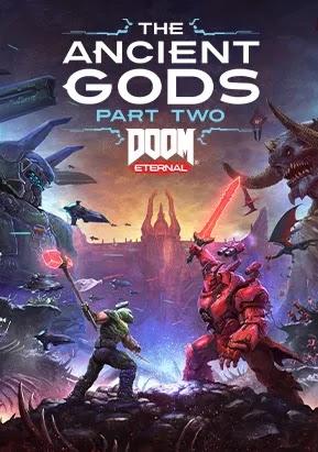 DOOM Eternal DLC Cover