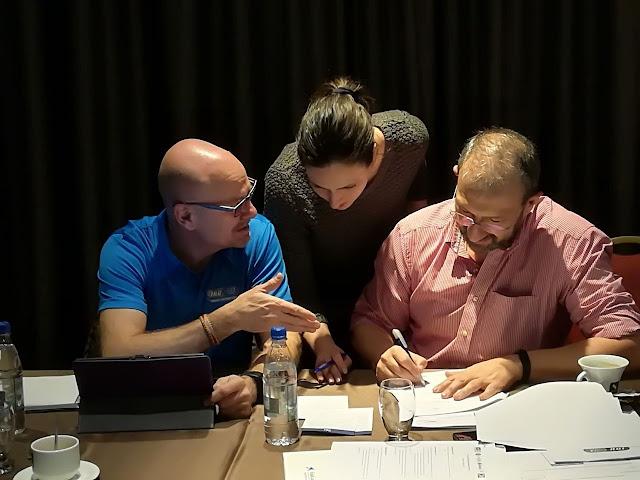 Reprezentantii IAU (Asociatia Internationala de Ultraatetism) dau unda verde pentru Campionatul European de 24 Ore Alergare care va avea loc la Timisoara. Sedinta tehnica