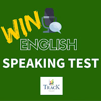 win the free English speaking test