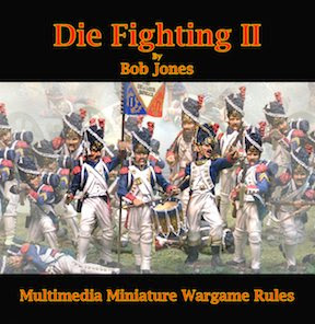 Sgt Steiner's Wargaming Blog: Die Fighting II (Revised) solo