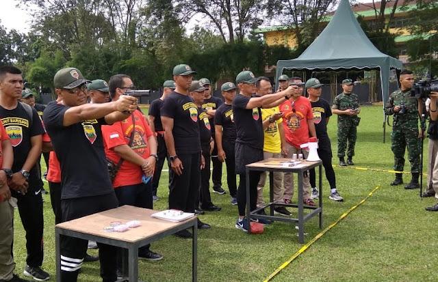 Pangdam I/BB Uji Coba Lapangan Tembak Macan Shooting Cakrawala