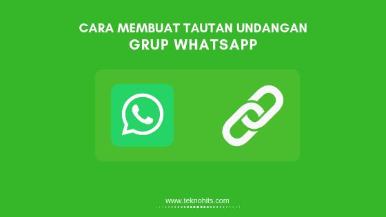 Cara Membuat Link Undangan Grup Whatsapp