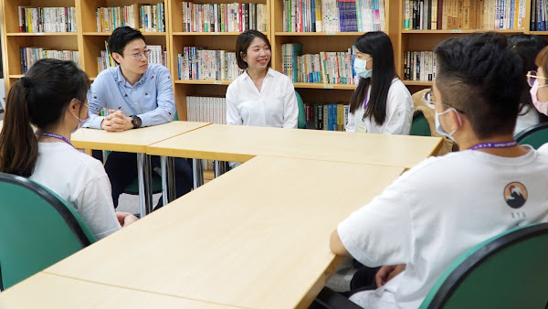 大葉大學應日系個人申請說明會 分享面試技巧