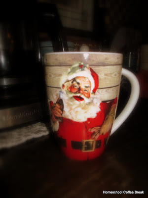 Homeschool Weekly - Christmas Spirit Edition on Homeschool Coffee Break @ kympossibleblog.blogspot.com