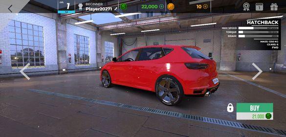 افضل لعبة سيارات واقعية للاندرويد