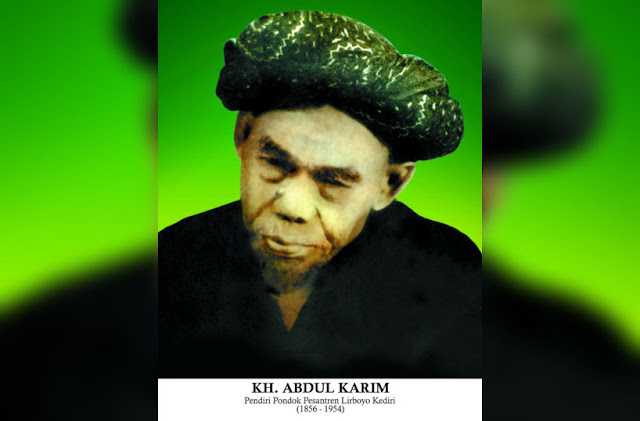 KH Abdul Karim Lirboyo, Tidak Berbicara Kecuali Ngaji dan Dzikir