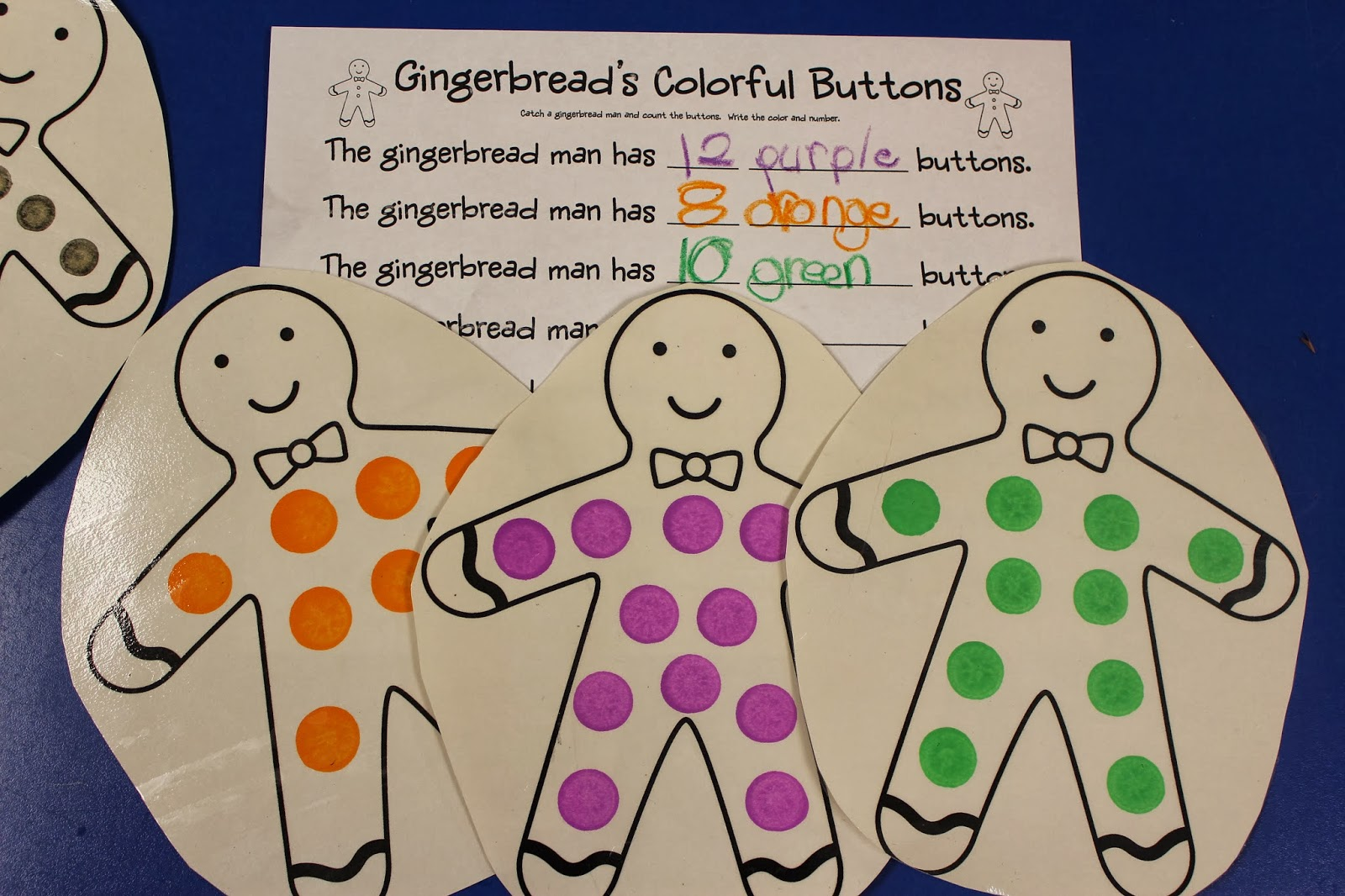 Gingerbread Man Ideas
