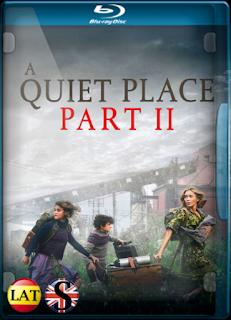 Un Lugar en Silencio: Parte II (2021) REMUX 1080P LATINO/INGLES