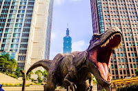 T-rex - Photo by Huang Yingone on Unsplash