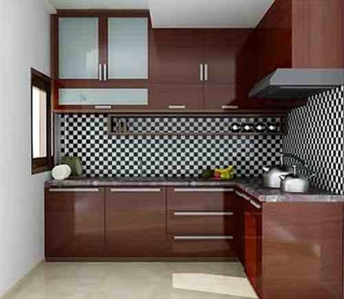 contoh dapur rumah type 36