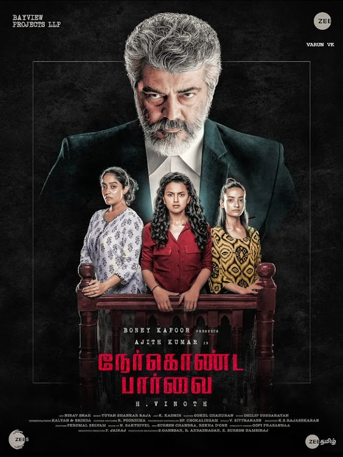 Nerkonda Paarvai (Tamil) Ringtones & Bgm for Mobile