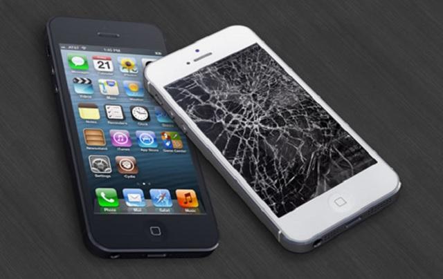 thay màn hình iPhone se chính hãng