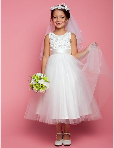 vestidos de comunion para niña Casuales