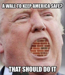 A wall to make..