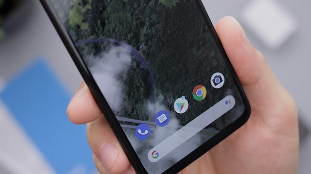Google Resmi Luncurkan Pixel 5 Pada Oktober Tahun Ini