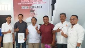 Sudah Dua Balon Bupati Selayar Mendaftar di Partai Gerindra
