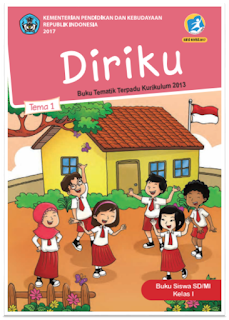 download gratis buku tematik kelas 1 tema 1