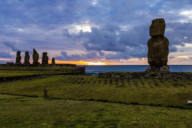 Ham-Radio-XR0YSP Easter Island DX-pedition news
