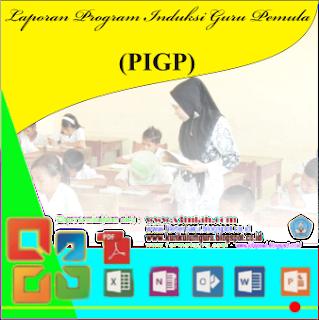 Laporan Program Induksi Guru Pemula (CPNS)