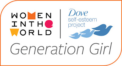 Women In The World Generation Girl Dove Self-esteem project logo