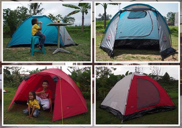 Sewa Tenda Camping Gunung Prau