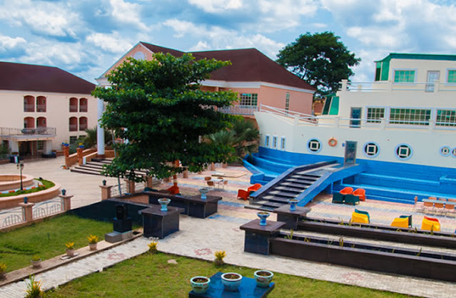 Eden Hotel and Resorts, Otta, Ogun State
