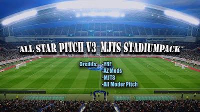 All Star Pitch For MjTs Stadium Pack V3