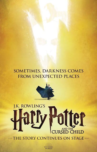 'Harry Potter e a Criança Amaldiçoada' ganha nova arte e slogan | Ordem da Fênix Brasileira