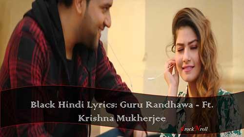 Black-Hindi-Lyrics-Guru-Randhawa