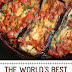 The World's Best Turkish Eggplant Casserole (#Vegan & #GlutenFree)