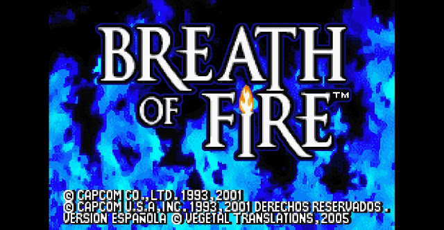 Breath of Fire - Español - Captura 1