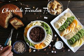 Семейни моменти: Шоколадово фондю /Chocolate fondue