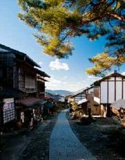 On a winter trek along the Nakasendo Way - JAPAN