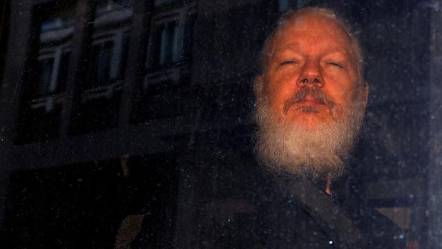 """""""Esto es una locura"""": WikiLeaks reacciona a los nuevos cargos criminales contra Assange"""