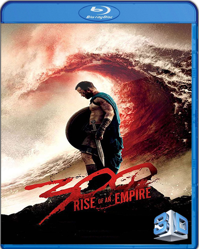 300: Rise of an Empire [2014] [BD50] [Latino] [3D]