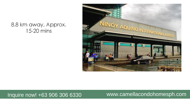 The Hermosa Las Piñas by Camella Condo Homes