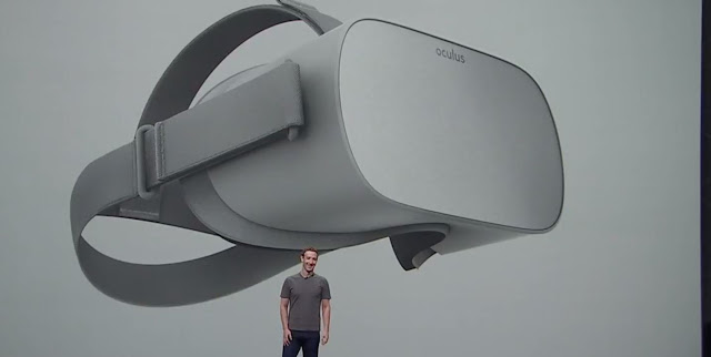 Oculus Go Launch Event : Coolest Things Announced By Facebook At Oculus Go Launch Event