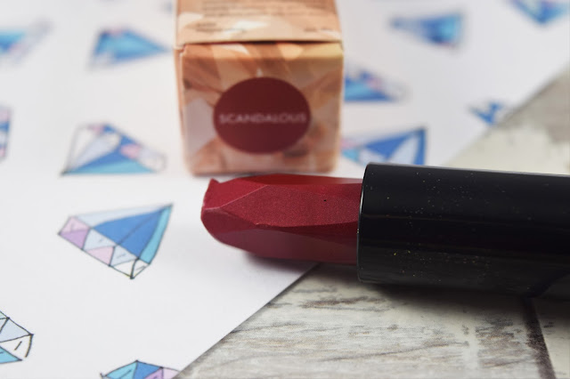 Sleek MakeUP Lip VIP Lipstick in Scandalous