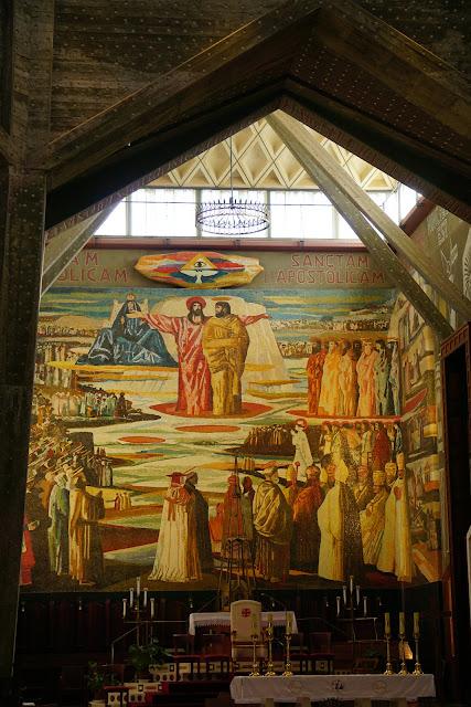 נצרת - כנסיית הבשורה