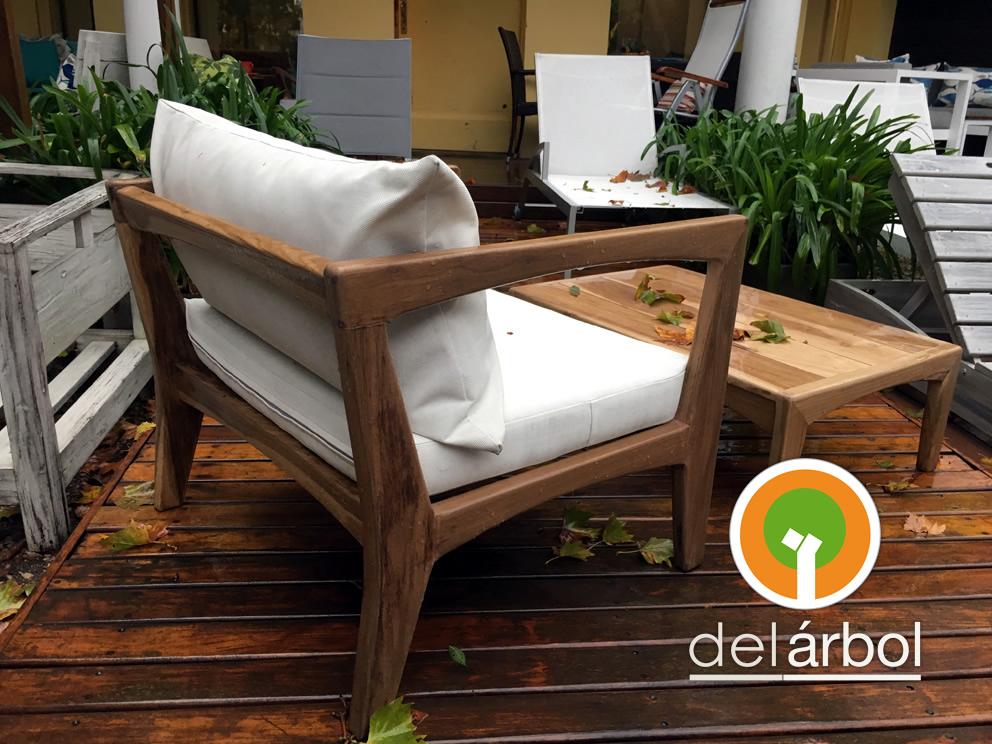 Del arbol f brica de muebles de madera sill n window de - Fabrica de muebles en madera ...