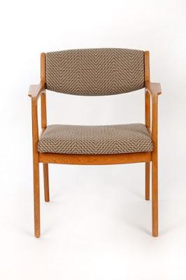 renovace židle