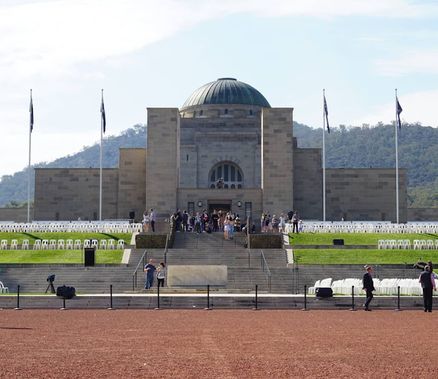 Top things to do in Canberra