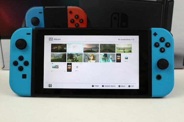 Nintendo Switch, após atualização 13.0.0, possibilita publicação de tweets mais longos
