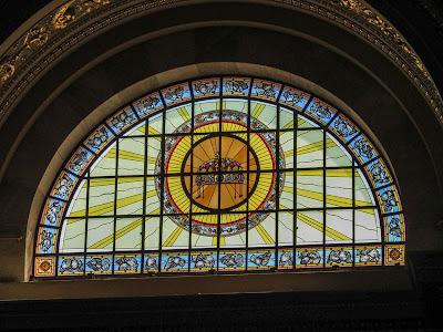 Szent István Bazilika ólomüvegei